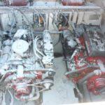 Incendie moteurs